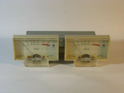TASCAM 122 tape deck VU Meter tested working
