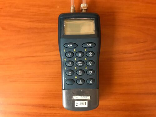 OMEGA LYNX  PMC 0008 Series Manometer Pressure Meter