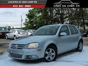 2010 Volkswagen City Golf 4 Door Auto