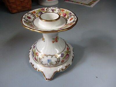 Empress Candle Holder (Schumann Empress Dresden Flowers Candle Stick)