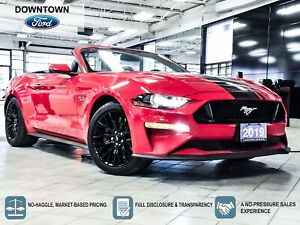 2019 Ford Mustang GT Premium   BREMBO   ACTIVE EXHST   NAV