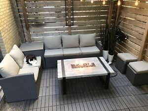 Outdoor patio set for sale