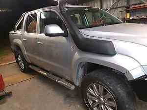Volkswagen Amarok tdi200 snorkel supplied and installed Bethania Logan Area Preview