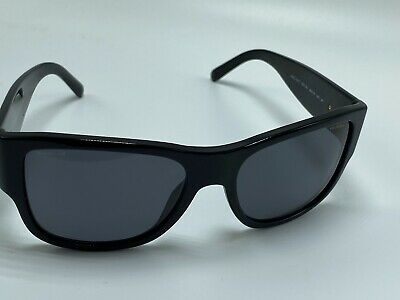 Versace VE4275 GB1/81 58-18-140 3P Black Grey Polarized Sunglasses Biggie Small