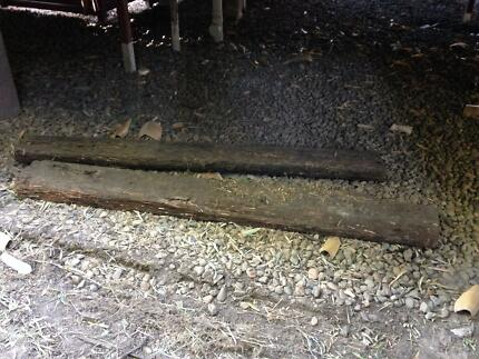 Railway Sleepers/Fire wood New Farm Brisbane North East Preview