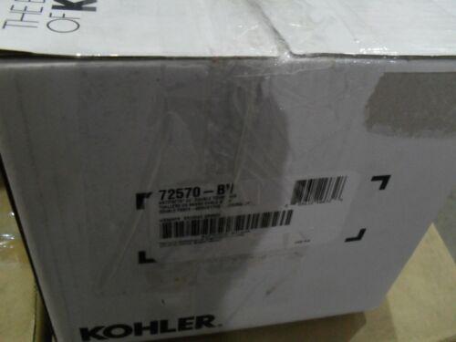 """Kohler K-72570-BV Artifacts 24"""" double towel bar Brushed Bronze"""