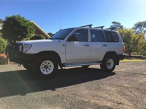 2001 Toyota landcruiser 100 series Prospect Vale Meander Valley Preview