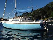 Space Sailer 22 FISHKA excellent value family cruise and racing Church Point Pittwater Area Preview