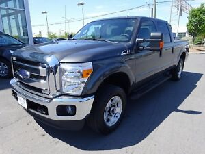2015 Ford Super Duty F-250 XLT 4X4+CAMÉRA ARR.