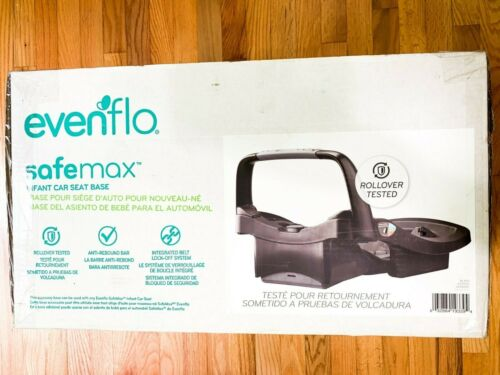 Brand New Unopened Evenflo Safemax Infant Car Seat Base Rollover Tested