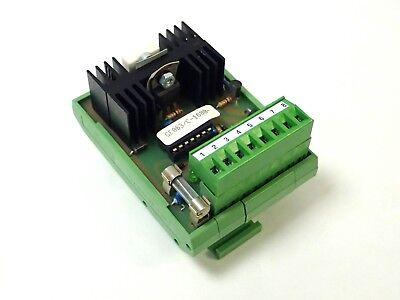 Phoenix Contact Ge063c-1680- Terminal Block Module W 2x Umk-se 1125-1