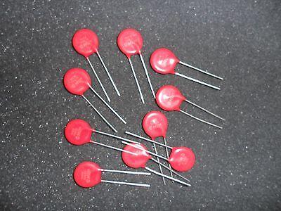 V130la10a Mov Metal Oxide Radial Varistor 130v 4.5ka  10 Per Lot