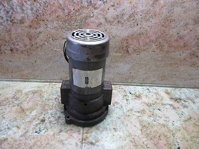 Fuji Coolant Pump Vkn093a-47 Cnc Tsugami Ma3h Cnc Warranty