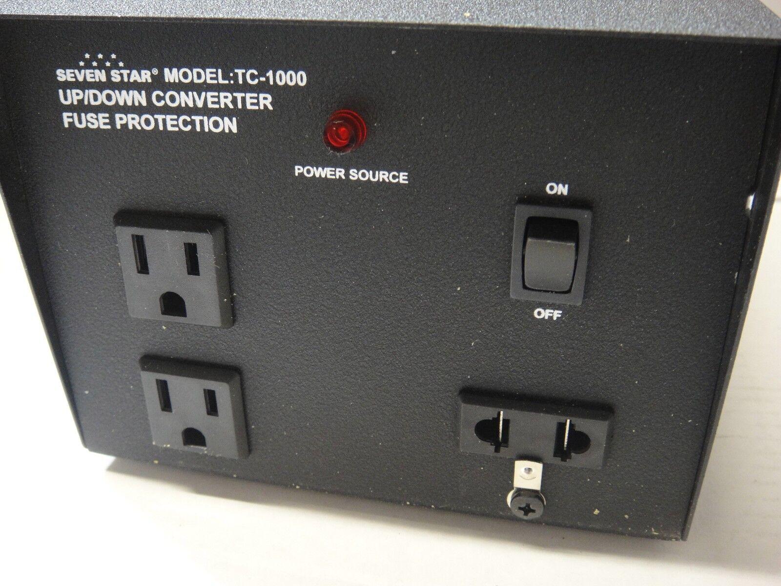 Heavy Duty Voltage Converter 1000 Watt Power Transformer ...