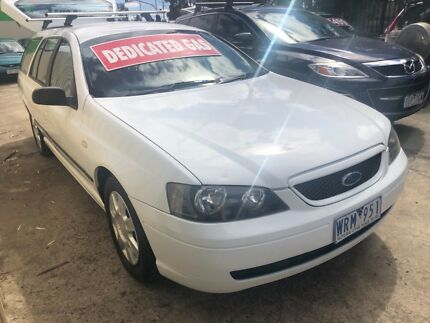 2005 Ford Falcon Wagon Fawkner Moreland Area Preview