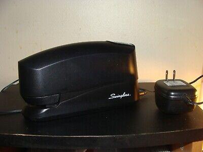 Swingline Electric Stapler Gray 421xx Black