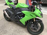 ZX10 Ninja Kawasaki Labrador Gold Coast City Preview