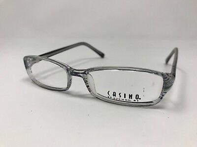 CASINO EYEWEAR JORDAN BY I DEALOPTICS 50-16-140 Black Crystal (Jordan Eyewear)