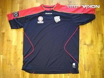 Adelaide United Australia Away football shirt jersey 2009  Reebok size XXL image