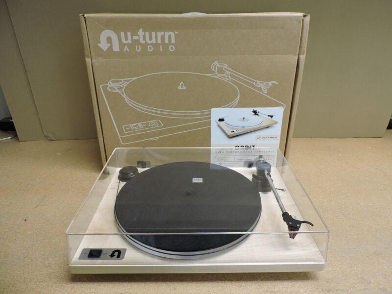 U-Turn Audio Orbit Special Turntable (Maple)