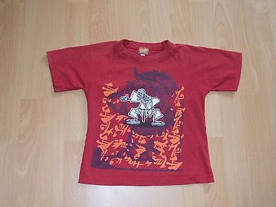 Outfit T-Shirt für Jungen, rot,  Gr. 110