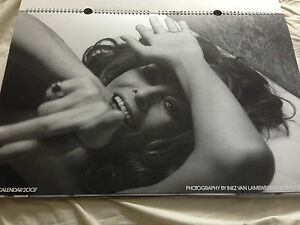 Pirelli Calender 2007 - Excellent condition (17 of 18 in collection)