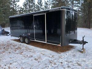 2017 Forest River Blazer trailer(8x22')