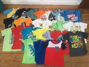 Boys Size 6 Summer Clothes Everton Park Brisbane North West Preview