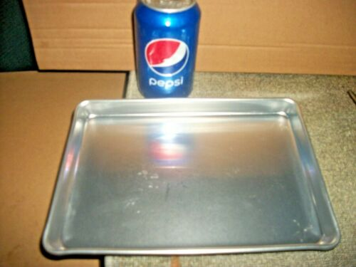Small Mirro Aluminum Broiler Pan Cookie Sheet/Tray For Toaster Oven
