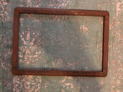 Letterpress Chase - 22 X 14 - Used - Unbranded - No Breaks Or Repairs
