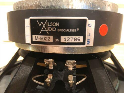 Wilson Audio Mid Base Woofer