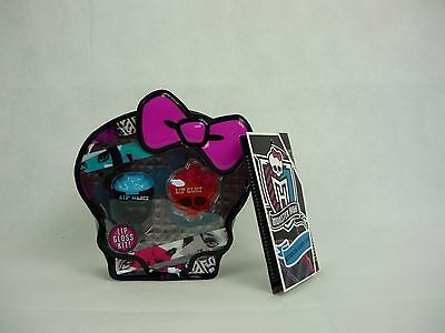 Monster High 9503310 Lipgloss Kit Ghoulicious Pocket Pouch Set