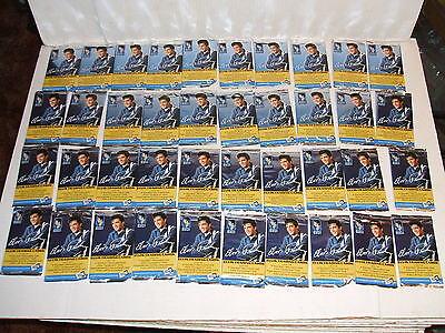 40 ELVIS PRESLEY CARD PACKS 2007 PRESS PASS AUTOGRAPH MEMORABILIA NO WAX BOX SET