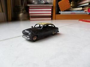 ford vedette taxi ref 24x dinky toys meccano 1 43 jouet miniature ancien ebay. Black Bedroom Furniture Sets. Home Design Ideas