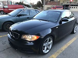Low KM 2009 BMW 135I Coupe