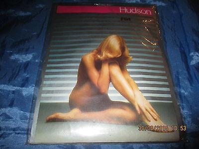 11 : Damen - Strumpfhose  70er Jahre  , Hudson / Flirt , Gr. 38 - 40 , ovp. ()