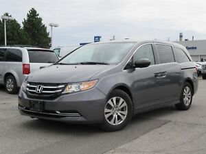 2014 Honda Odyssey loaded