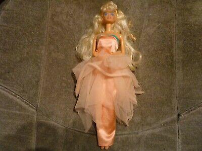Mattel Barbie Doll Fantasy Fashion Gift Set Dress