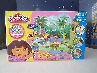 PLAY DOH DORA THE EXPLORER Play Doh Set In Box Vhtf