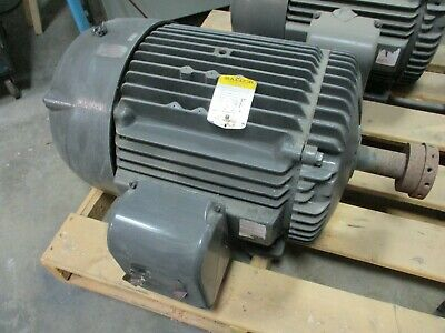 Baldor Ac Motor M4117t 30hp 1200rpm Tefc 326t Frame 230460v 3ph Used