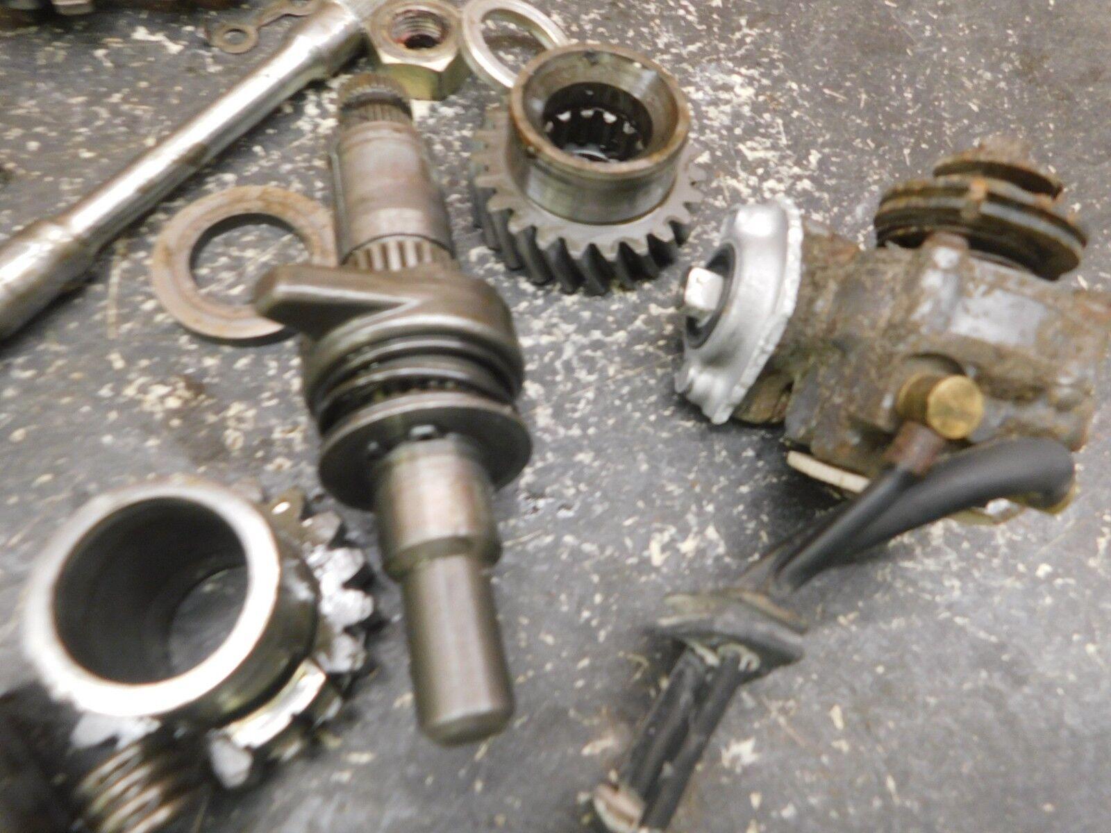 Owner Yamaha Mx 250 Mx250 Engine Parts Lot    #3 1170