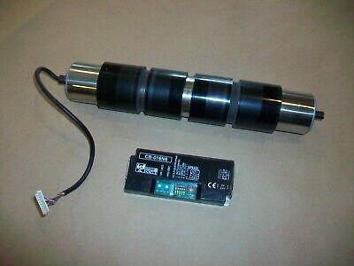 Itoh Denki Powered Roller Pm486fe-10-300-d-024-jd W Control Cb-016n6