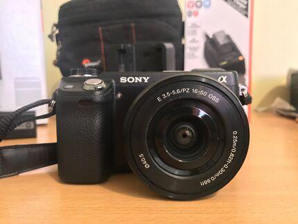 SONY NEX 6 camera