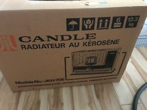 10000 btu kerosene heater in like new condition no wick incl.