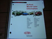 Dupont Paint Book