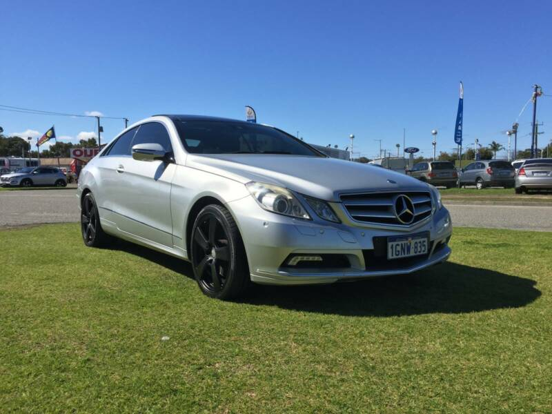 2009 Mercedes Benz E350 Coupe Automatic Maddington Gosnells Area Image 2. 1  Of 29