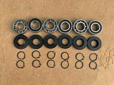 3 Packs Of King Kutter Finish Mower Spindle Bearing Seal 555009