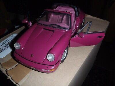 Blechspielzeug Porsche 911 Targa  1:18  von ANSON