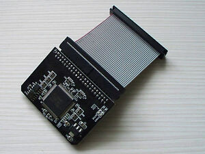 Amiga A600/A1200 SD HDD kit adaptor & ide lead *