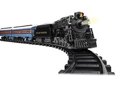 The Polar Express Battery-Powered Ready to Play Train Set Christmas Tree Holiday